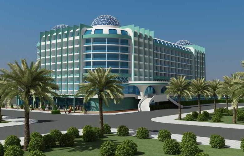 Dream World Aqua Hotel - Hotel - 0