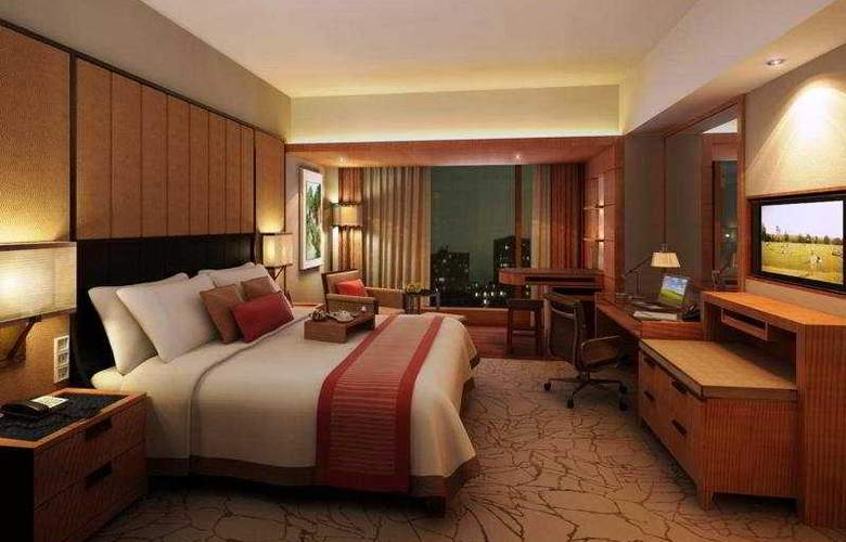 Kerry Hotel Pudong - Room - 2