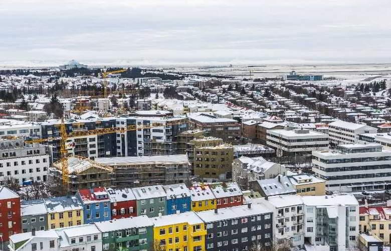 Fosshotel Reykjavik - Hotel - 3