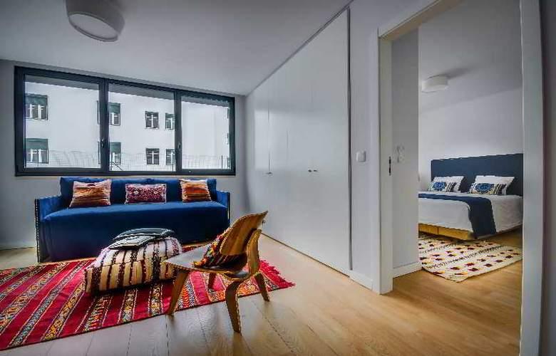 Lisbon Apartments - Avenida da Liberdade - Room - 2