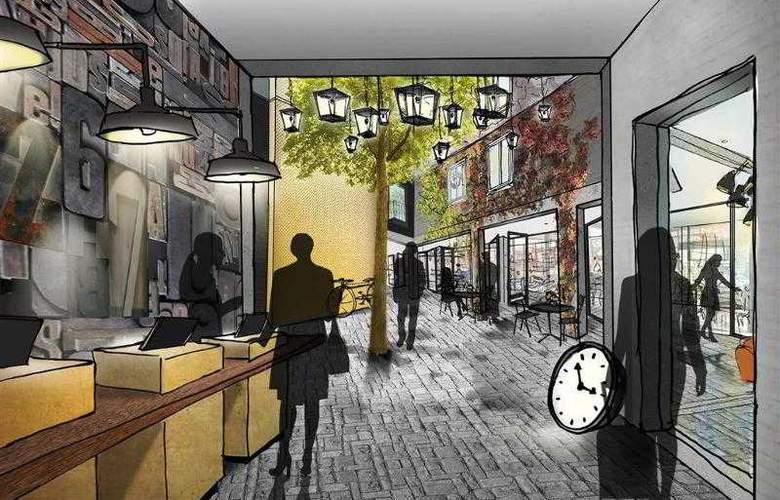 INK Hotel Amsterdam MGallery by Sofitel - Hotel - 14