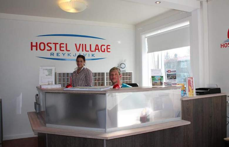 Reykjavik Hostel Village - General - 1