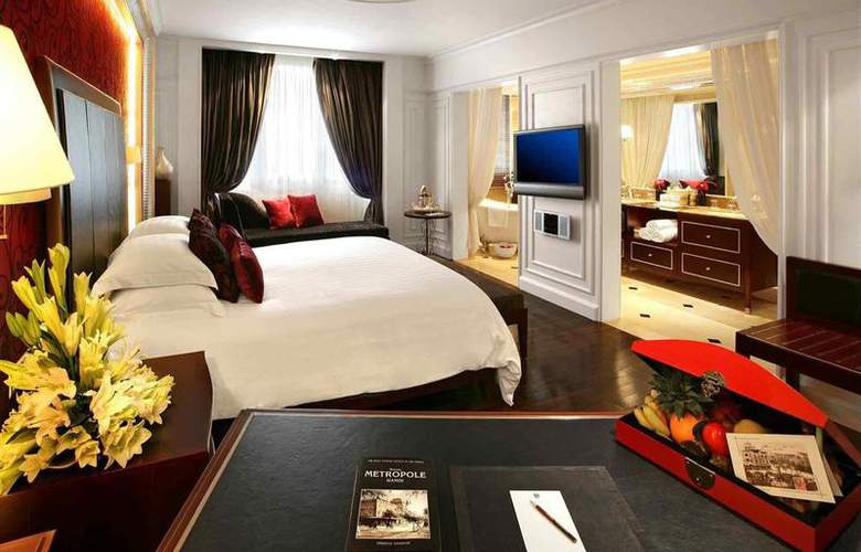 Sofitel Legend Metropole Hanoi - Room - 23