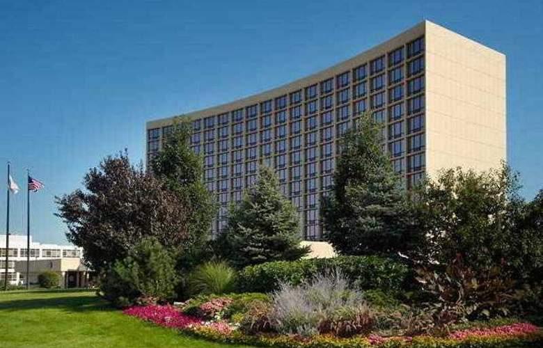 Marriott Chicago Oak Brook - Hotel - 22