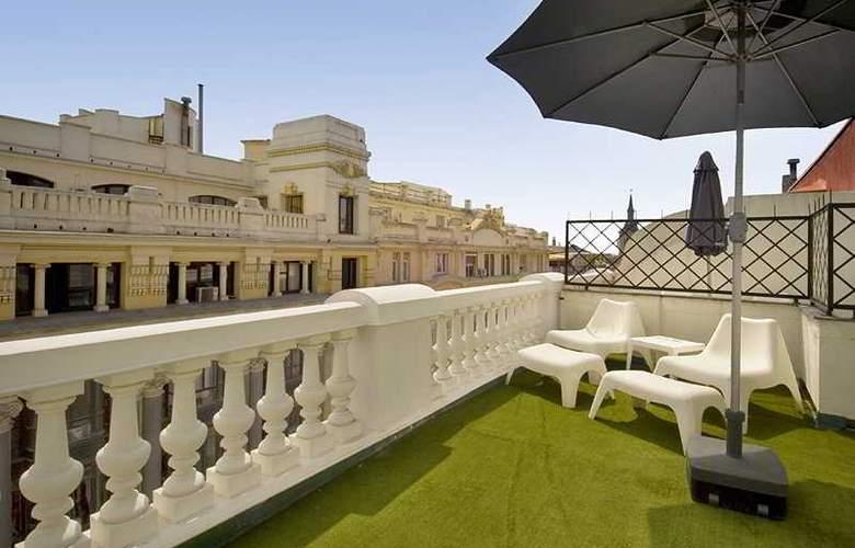 Minotel Moderno - Puerta del Sol - Terrace - 6