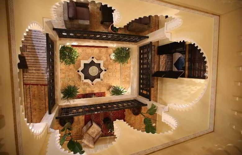 Riad La Croix Berbere De Luxe - Hotel - 6