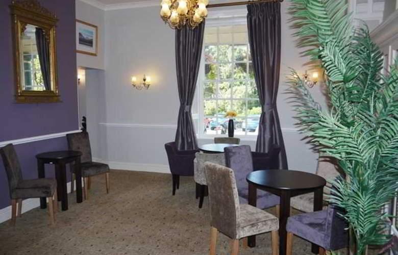 The Royal Victoria Hotel Snowdonia - Bar - 9