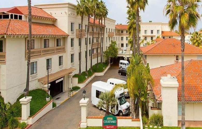 Courtyard San Diego Old Town - Hotel - 4