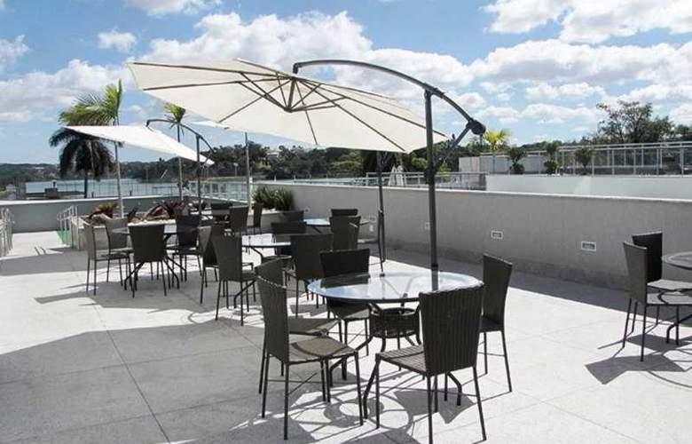 San Diego Suites Pampulha - Terrace - 4