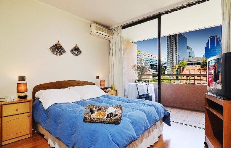 Aconcagua Apart Hotel - Room - 14