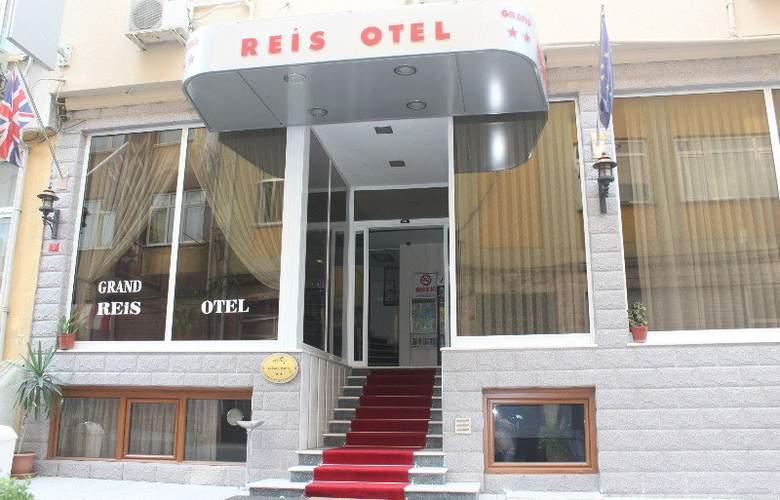 Grand Reis Otel - Hotel - 4