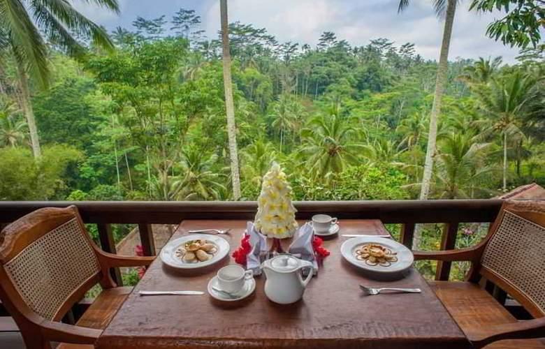 The Kampung Resort Ubud - Restaurant - 4