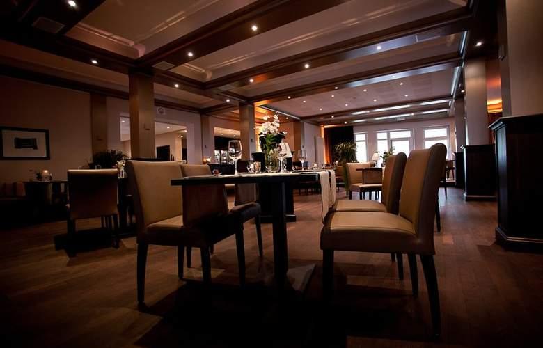 Best Western Ambassador Hotel Bosten - Restaurant - 51