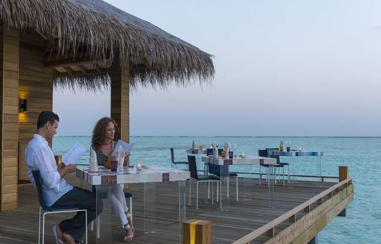 Cocoon Maldives Resort - Restaurant - 27