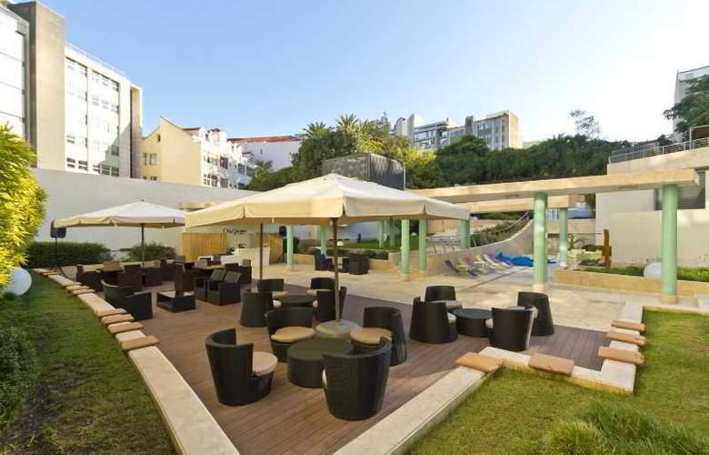 HF Fenix Lisboa  - Terrace - 8