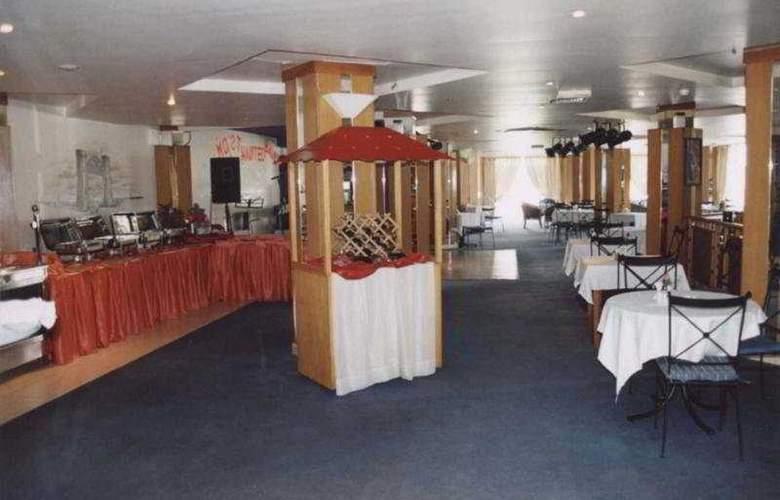 Ajman Beach Hotel - Restaurant - 2