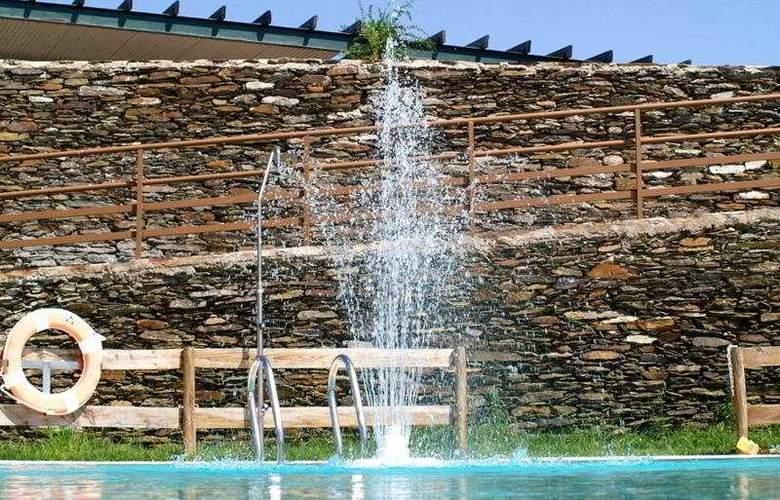 Hospederia Conventual de Alcantara - Pool - 10