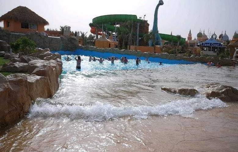 Aqua Blu Sharm - Pool - 4
