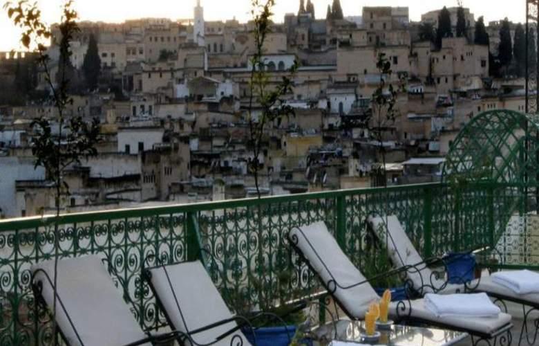 Riad Ibn Khaldoun - Terrace - 29
