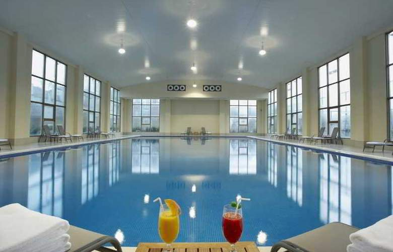 Royal Tulip Hotel Zhujiajiao Shanghai - Pool - 2