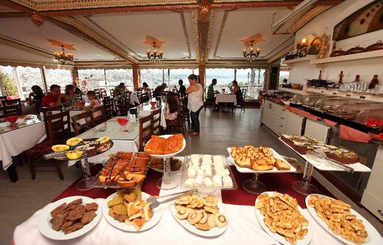 Golden Horn Sirkeci - Restaurant - 8