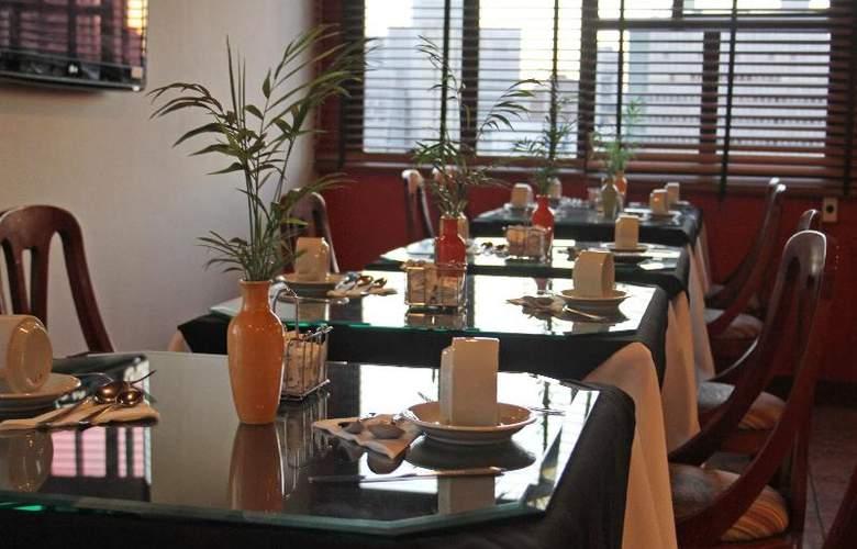 Harbor Hotel Batel - Restaurant - 29