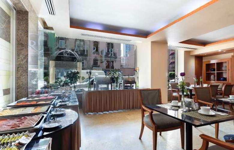 Eurostars Zona Rosa Suites - Restaurant - 18
