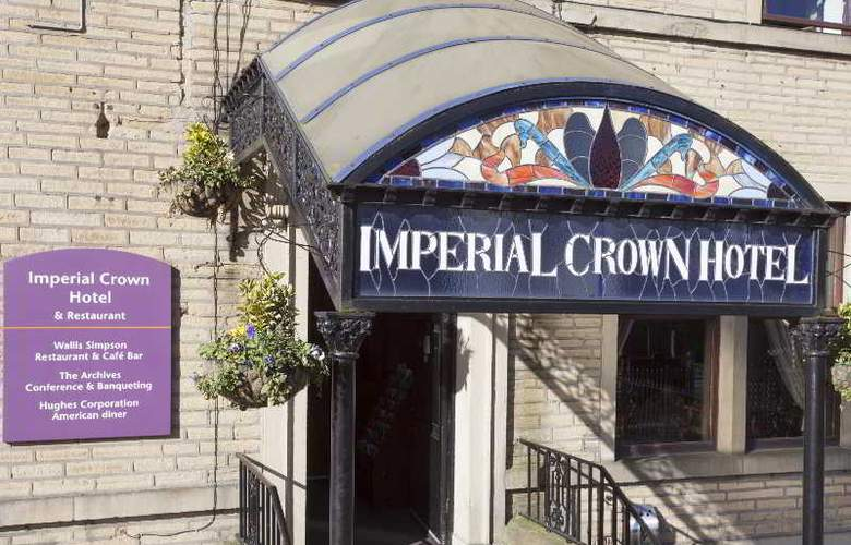 The Imperial Crown - Hotel - 7