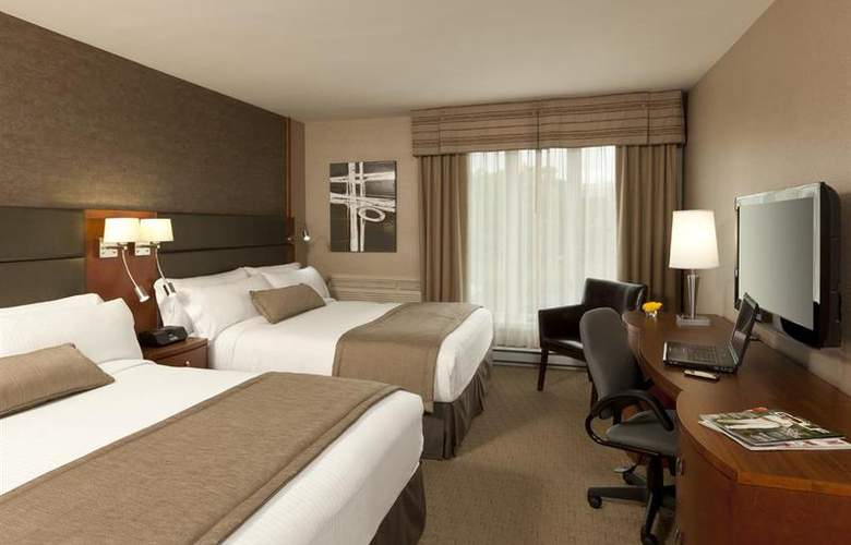 Best Western Hotel Aristocrate Quebec - Room - 2