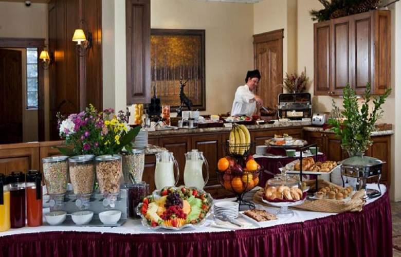 Tivoli Lodge - Restaurant - 4