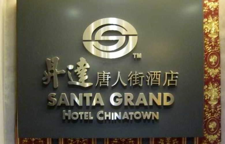 Santa Grand Hotel Chinatown - Hotel - 8