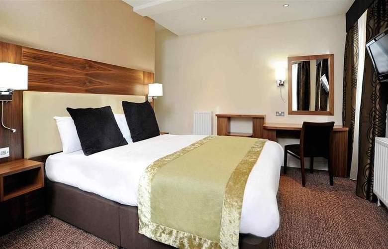 Mercure London Bloomsbury - Room - 42