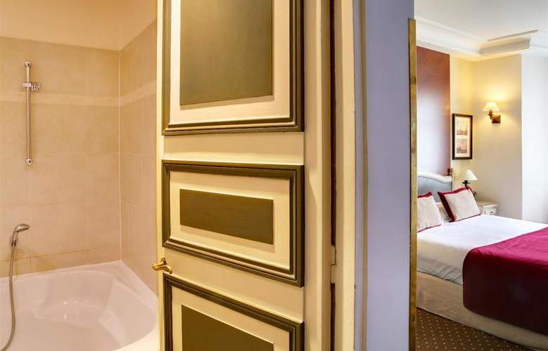 Best Western Premier Trocadero La Tour - Room - 27