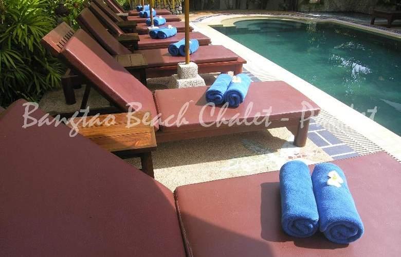 Bangtao Beach Chalet Phuket - Pool - 50