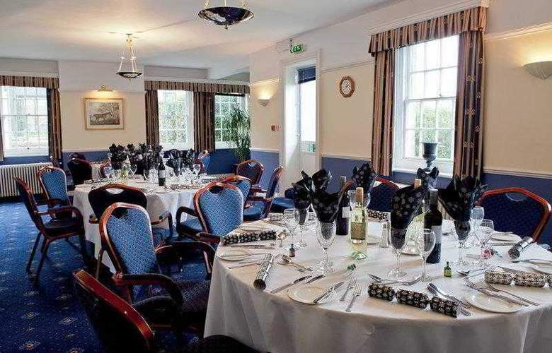 Best Western Chilworth Manor Hotel - Hotel - 66
