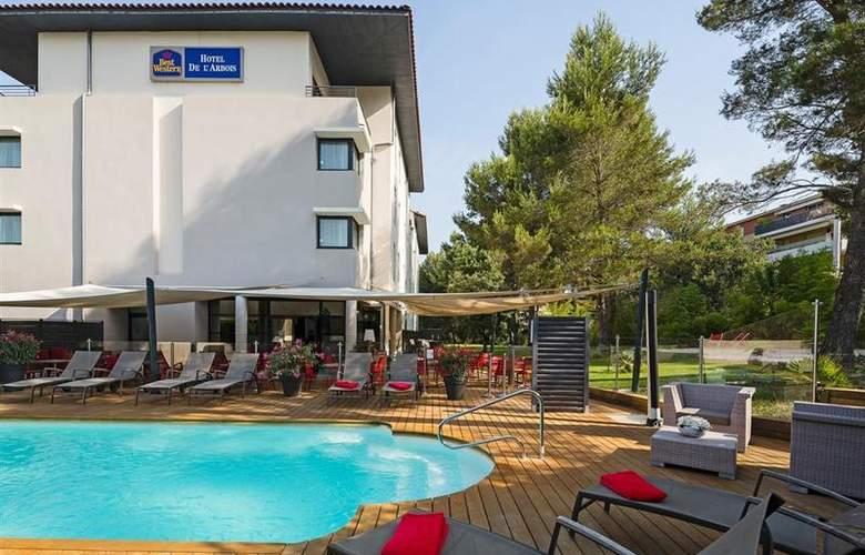 Best Western Hotel De L´Arbois - Pool - 21