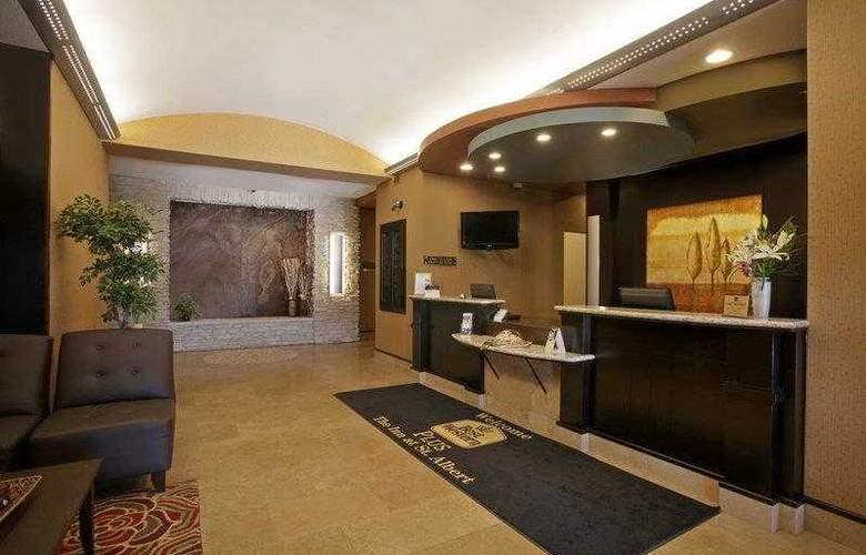 Best Western Plus The Inn At St. Albert - Hotel - 40