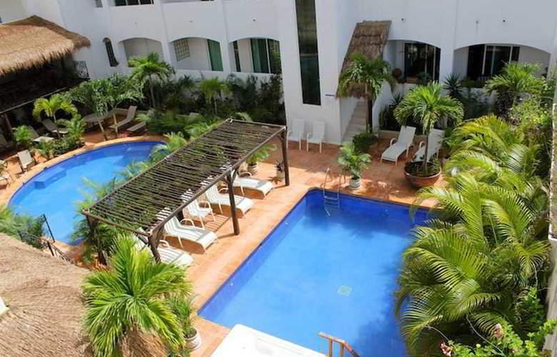 La Pasion Boutique Hotel - Pool - 43