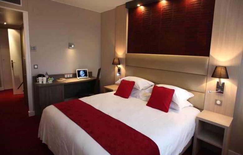 Inter-Hotel Les 3 Roses - Room - 1