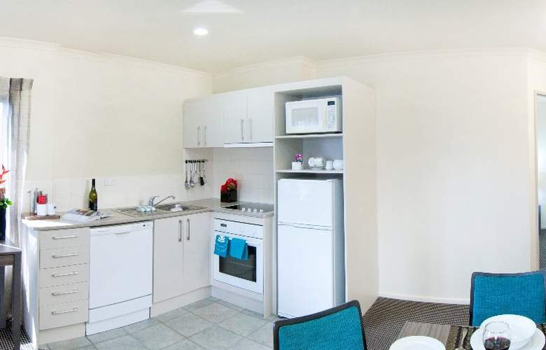 Quest Auckland Serviced Apartments - Room - 4