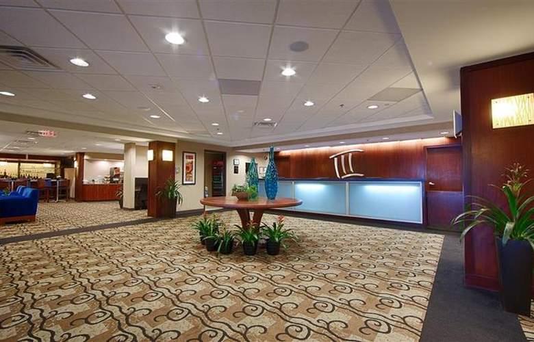 Best Western Plus Hotel Tria - General - 116