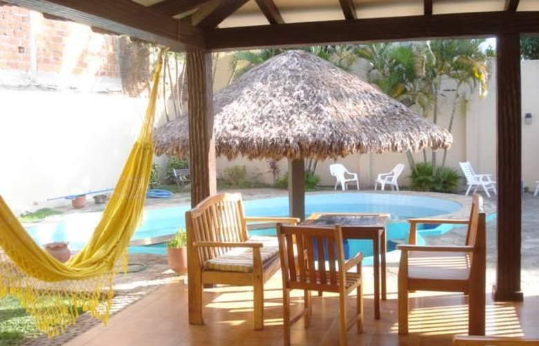 Casa Internacional Los Aventureros - Terrace - 21
