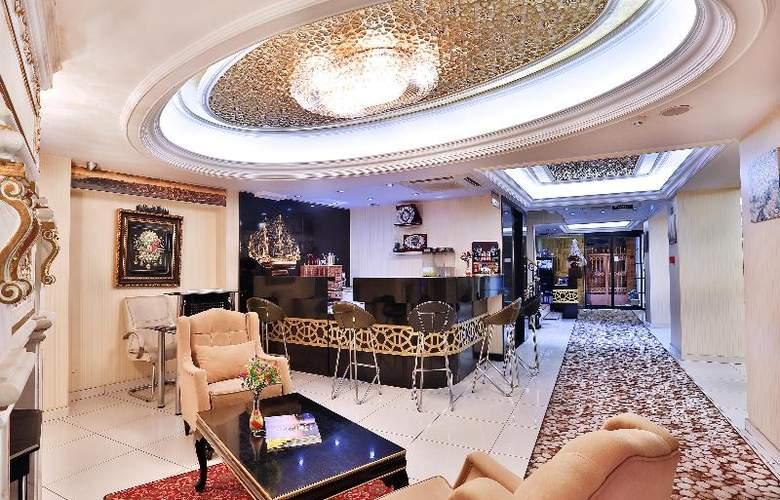 Ayasultan Boutique Hotel - Bar - 23