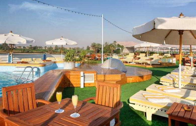 M/S Sonesta Sun Goddess Nile Cruise - Pool - 6