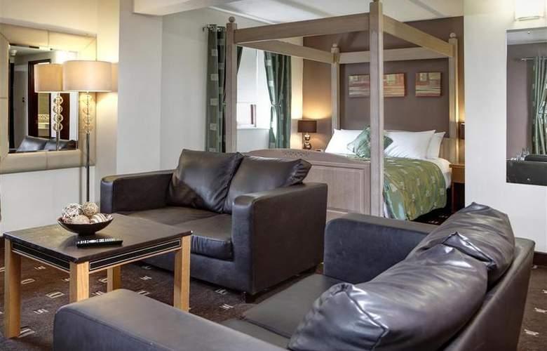 Best Western Hotel St Pierre - Room - 42
