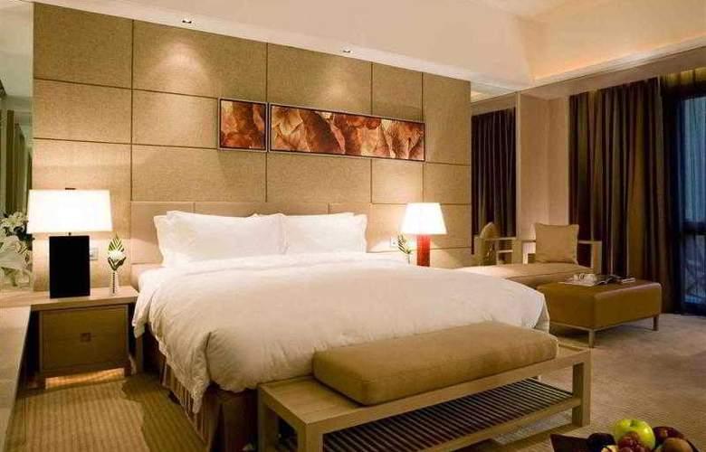 Sofitel Zhongshan Golf Resort - Hotel - 18