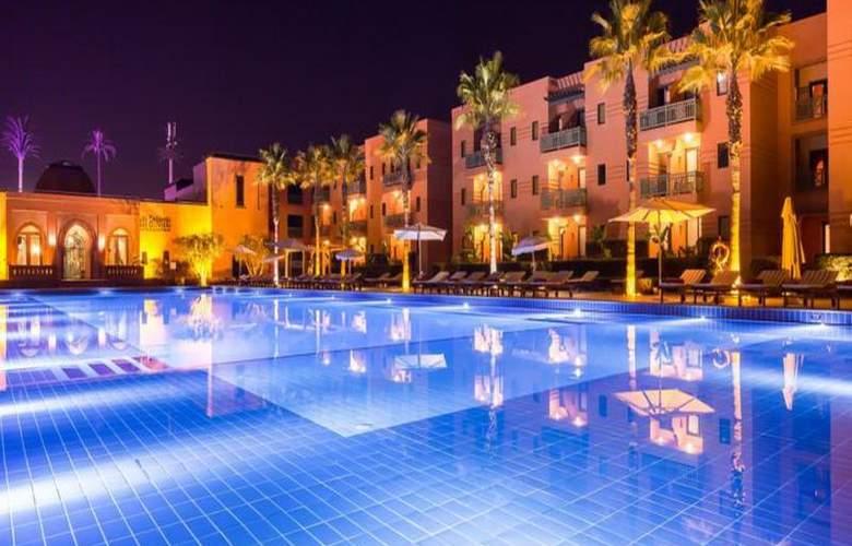 Les Jardins de Agdal Hotel & Spa - Hotel - 3