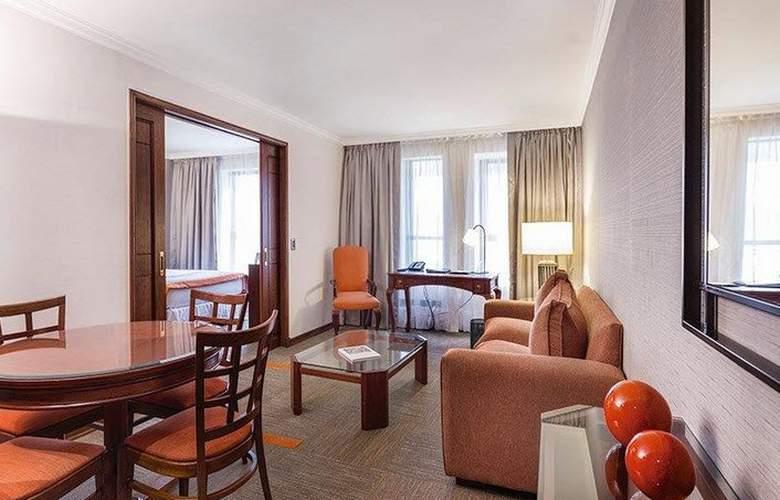Plaza El Bosque Ebro - Room - 18