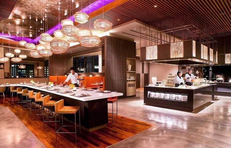 Novotel Bangkok Platinum - Restaurant - 57