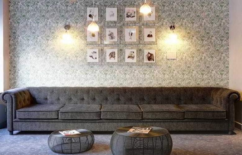 Best Western Hôtel Littéraire Premier Le Swann - Hotel - 93